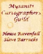 House Ravenfall Slave Barracks Gold Pack