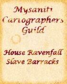 House Ravenfall Slave Barracks Gold Pack