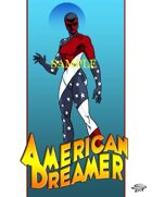 Joe Singleton's Art of The Superverse: American Dreamer