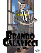 Joe Singleton's Art of The Superverse: Brando Calavicci