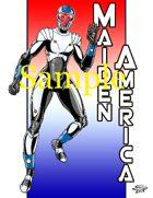 Joe Singleton's Art of The Superverse: Maiden America