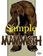 Joe Singleton's Art of The Superverse: Mammoth