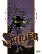 Joe Singleton's Art of The Superverse: Shriek