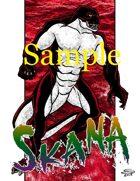 Joe Singleton's Art of The Superverse: Skana