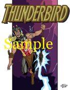 Joe Singleton's Art of The Superverse: Thunderbird