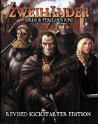 ZWEIHÄNDER Grim and Perilous RPG - Core Book
