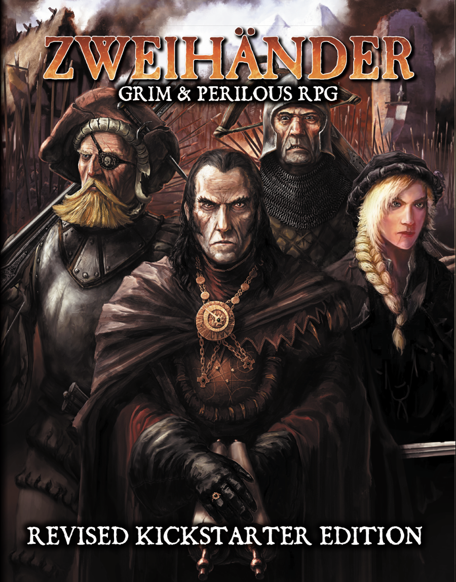 ZWEIHÄNDER Grim & Perilous RPG (FULL VERSION)