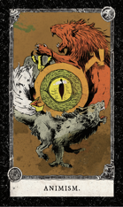 Arcane Magick Cards - ZWEIHÄNDER Grim and Perilous RPG