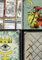 All-In-One Card Set - ZWEIHÄNDER Grim and Perilous RPG