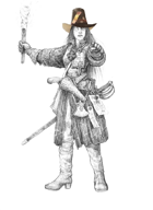 Witchhunter's Stat Hat - ZWEIHÄNDER Grim & Perilous RPG