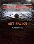 Art Pack (Professions A-Z) #GrimAndPerilous