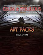 Art Pack (Dark Astral) - #ZweihanderRPG #MainGauche