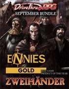 ZWEIHÄNDER September Bundle Sale [BUNDLE]