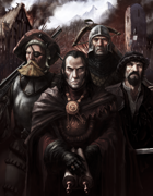 Art Pack (Kickstarter Exclusive Artwork) #ZweihanderRPG