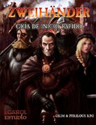 ZWEIHÄNDER: Guía de Inicio Rápido (ES) - Supplement for #ZweihanderRPG