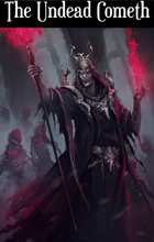 The Undead Cometh - Campaign for Zweihander RPG