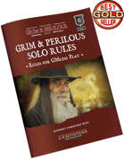 Grim & Perilous Solo Rules - Supplement for Zweihander RPG