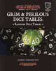 Grim & Perilous Random Dice Tables