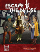 Escape the Noose - Adventure for #ZweihanderRPG