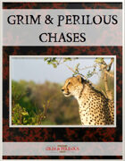 Grim & Perilous Chases - Supplement for Zweihander RPG