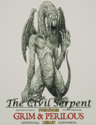 The Civil Serpent - Adventure for Zweihander RPG