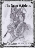 The Grim Wardens - Supplement for #ZweihanderRPG