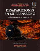 Desapariciones en Mullensburg (ES) - Adventure for Zweihander RPG