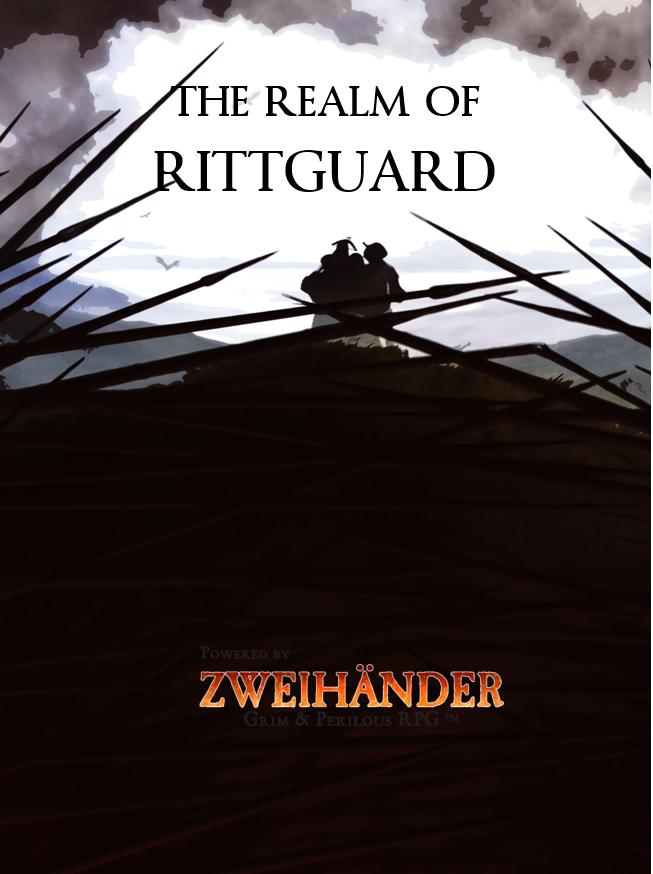The Realm of Rittguard - Supplement for #ZweihanderRPG