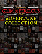 Grim & Perilous Library Adventure Collection [BUNDLE]