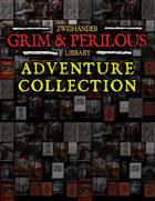 Grim & Perilous Library Adventure Collection [BUNDLE]