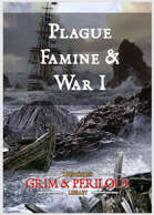 Plague, Famine & War I - Adventure for Zweihander RPG