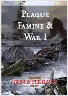 Plague, Famine & War I - Adventure for Zweihander RPG