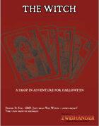 The Witch - Adventure for Zweihander RPG