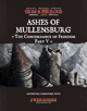 Ashes of Mullensburg The Concordance of Freedom Part V