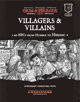 Villagers & Villains - Supplement for Zweihander RPG