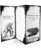 Root of Evil One Page Adventure.