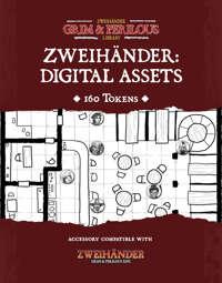 Zweihander RPG: Digital Assets