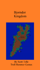 BJK001 Bjorndor Kingdom Map Set