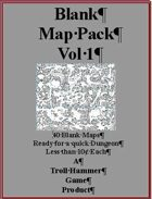 Alpha  blank map pack --- 40 maps