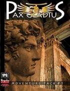 Pax Gladius Adventure Pack #1