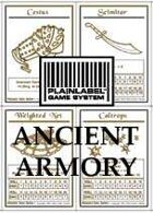PlainLabel Ancient Armory