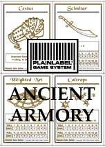 PlainLabel Ancient Armory