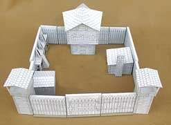 Vulture Gulch Modular Fortifications Set