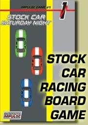 IMPULSE GAME #1: Stock Car Saturday Night