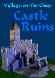 Vyllage-on-the-Cheep COLOR Castle Ruins