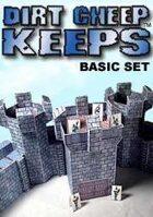 DIRT CHEEP KEEPS Basic Set