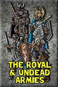Budget Battlefield ROYAL HUMAN and UNDEAD ARMIES