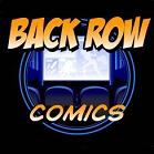 Back Row Comics