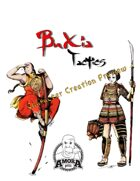 BuXia: Tactics - Character Creation Preview