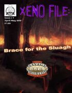 Xeno File Issue 7: Brace for the Sluagh